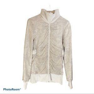Vintage lululemon reversible raja jacket